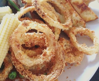 Syn Free Onion Rings | Slimming World Recipe
