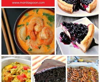 Top 15 Recipes of 2015