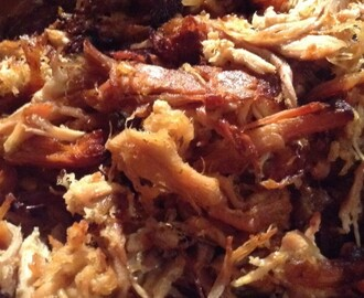 Slow Cooker Bacon Enhanced Carnitas