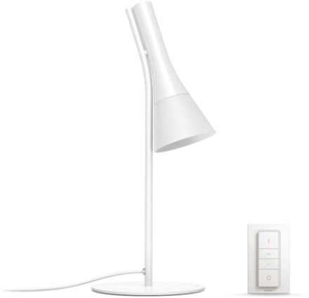 Philips Hue Explore Bordslampa Vit