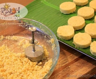 Polvoron with Rice Krispies Recipe