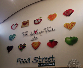 For The Love of Food: A Trip Down SM Southmall's Food Street