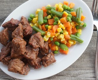 Marinated Steak Bites