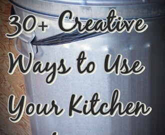 30+ Creative Ways to Use Your Kitchen Garbage (and Save Money)