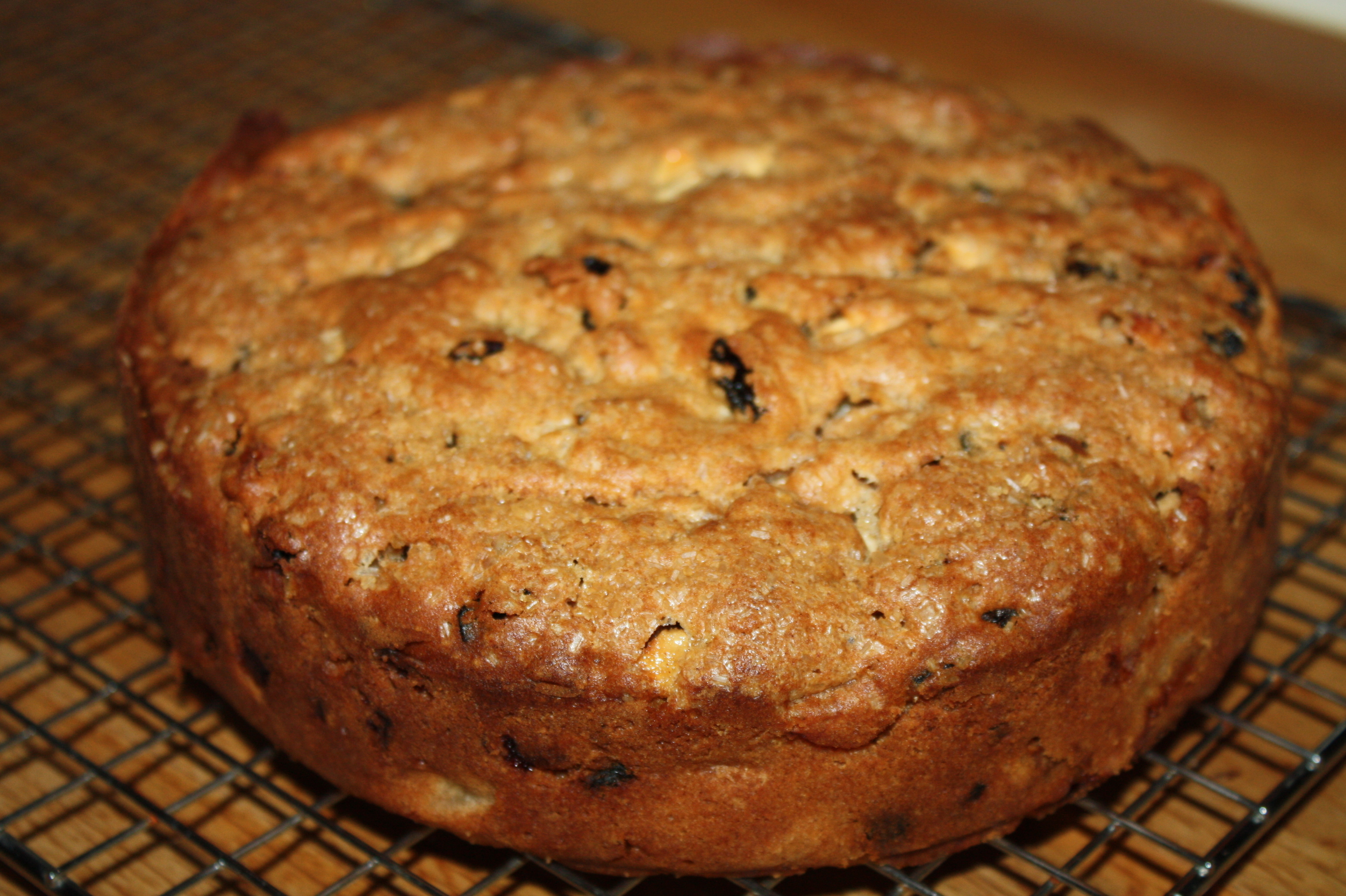 Recipe: Dorset Apple Cake
