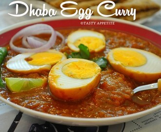 Dhaba Style Egg Curry / Spicy Egg Curry / Punjabi style egg curry recipe