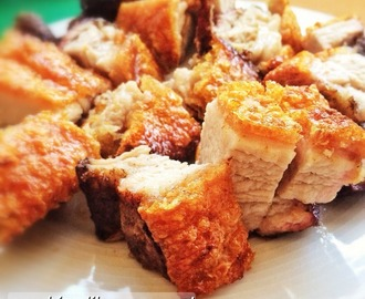 How To Cook Roast Pork Crackling | Crackling Recipe