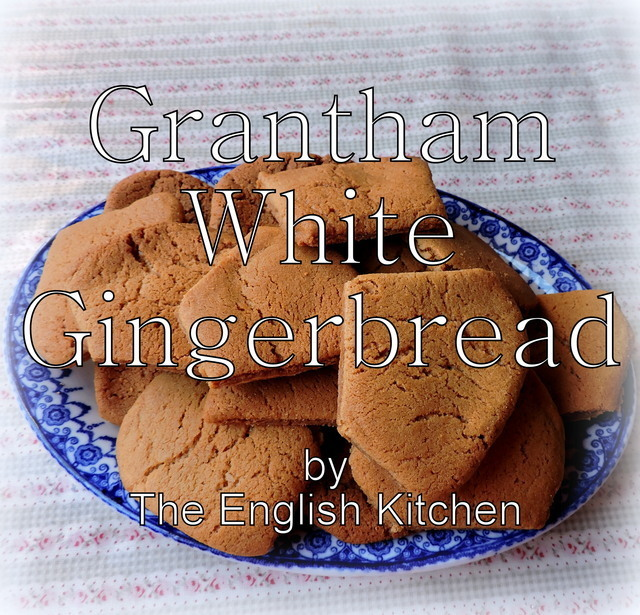 Grantham White Gingerbread