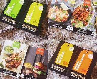 Spicentice Burgers and Fajitas Kits Review!
