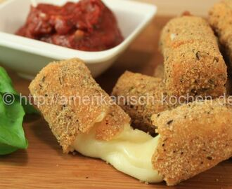 Mozzarella Sticks & Dip
