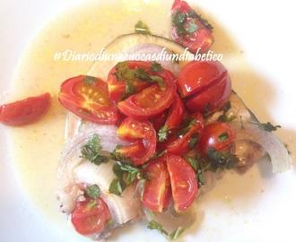 Ricette di come cucinare il pesce cipolla mytaste - Come cucinare il pesce serra ...