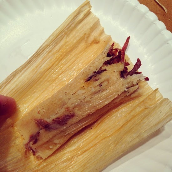 Tamales (Masa and All)