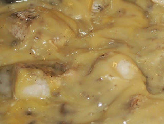 HOW TO COOK BAKED CHICKEN AND MUSHROOM SAUCE