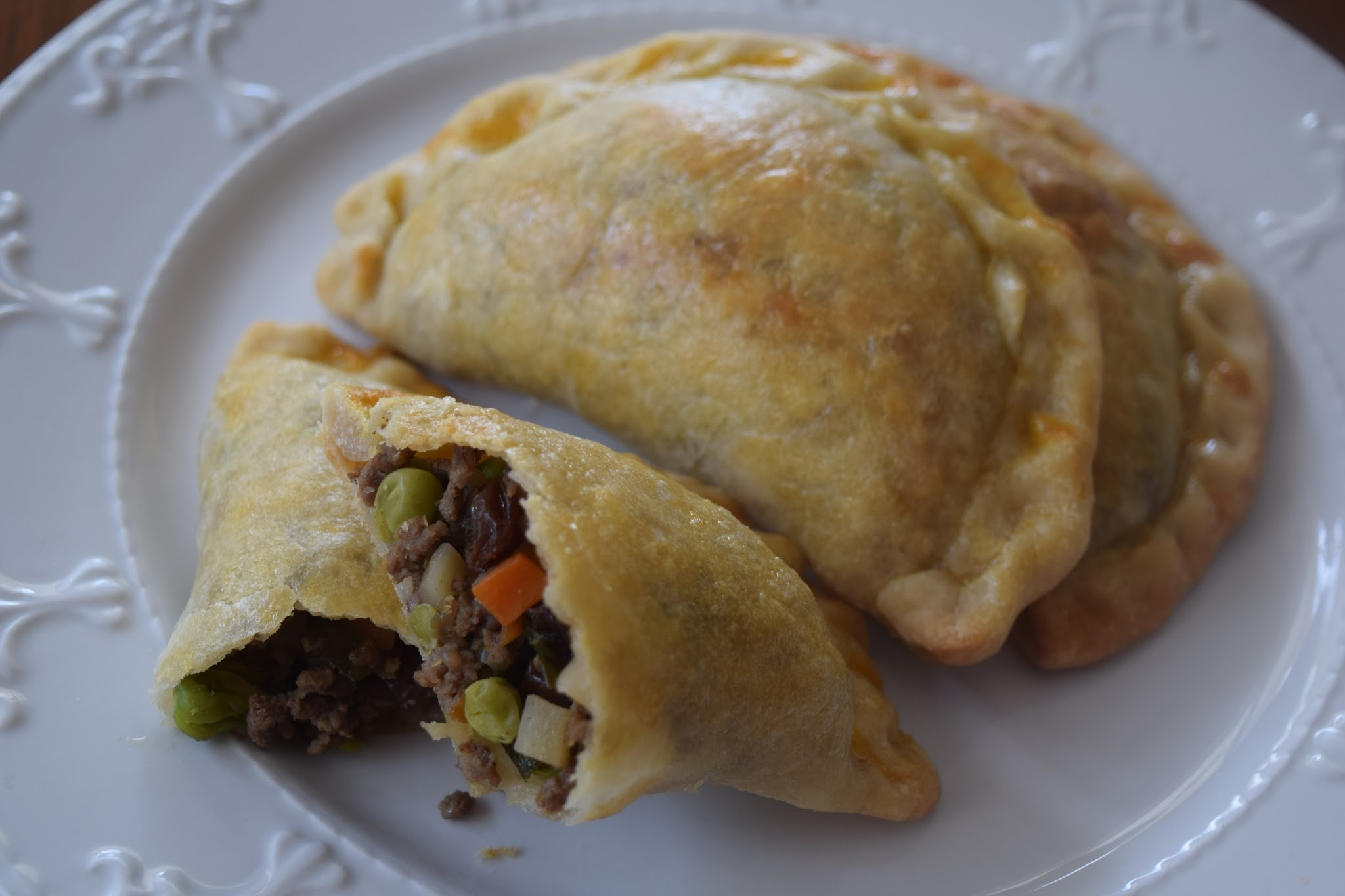 Empanada (Meat and Vegetable Turnover)