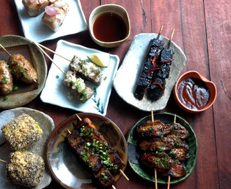 Asian Flavors at Liberty Kitchen + Brew