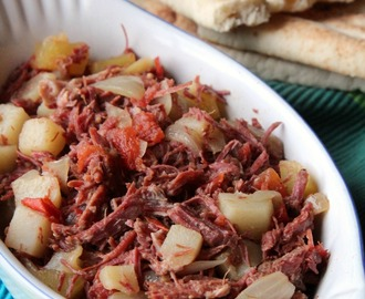 Corned Beef Hash (Filipino Style)