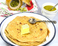 Banana Paratha| Indian Flatbread Recipe