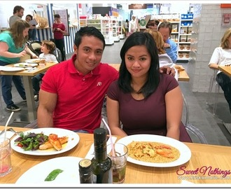 A Taste of Italy at Eataly in Dubai