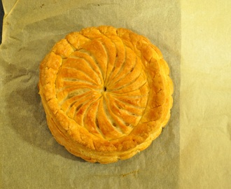 A Pithivier pie