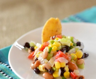 Game Day Snacks: Homemade Texas Caviar Recipe