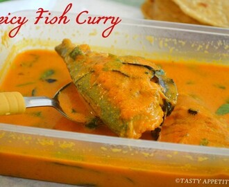 Kerala Fish Curry / Spicy Fish Curry / Easy Fish Curry Recipes