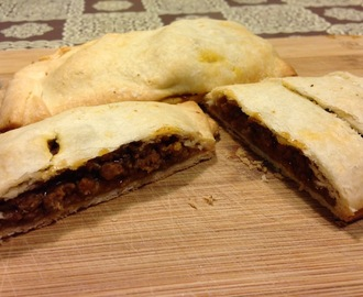 #1,424: BBQ Beef Pie Pockets