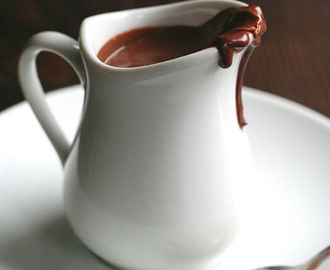 The Best Low Carb Hot Fudge Sauce
