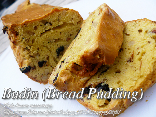 Budin (Bread Pudding)