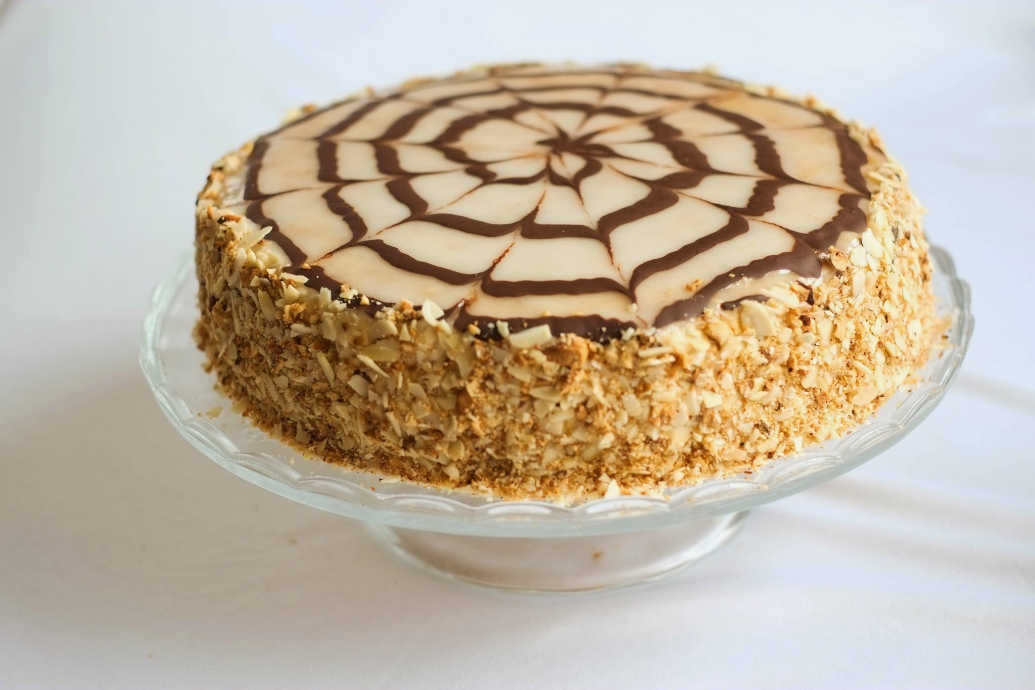 The Daring Bakers' Challenge Jan '15 - ESTERHAZY TORTE