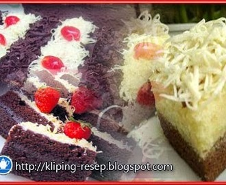 Resep Brownies Tape Keju