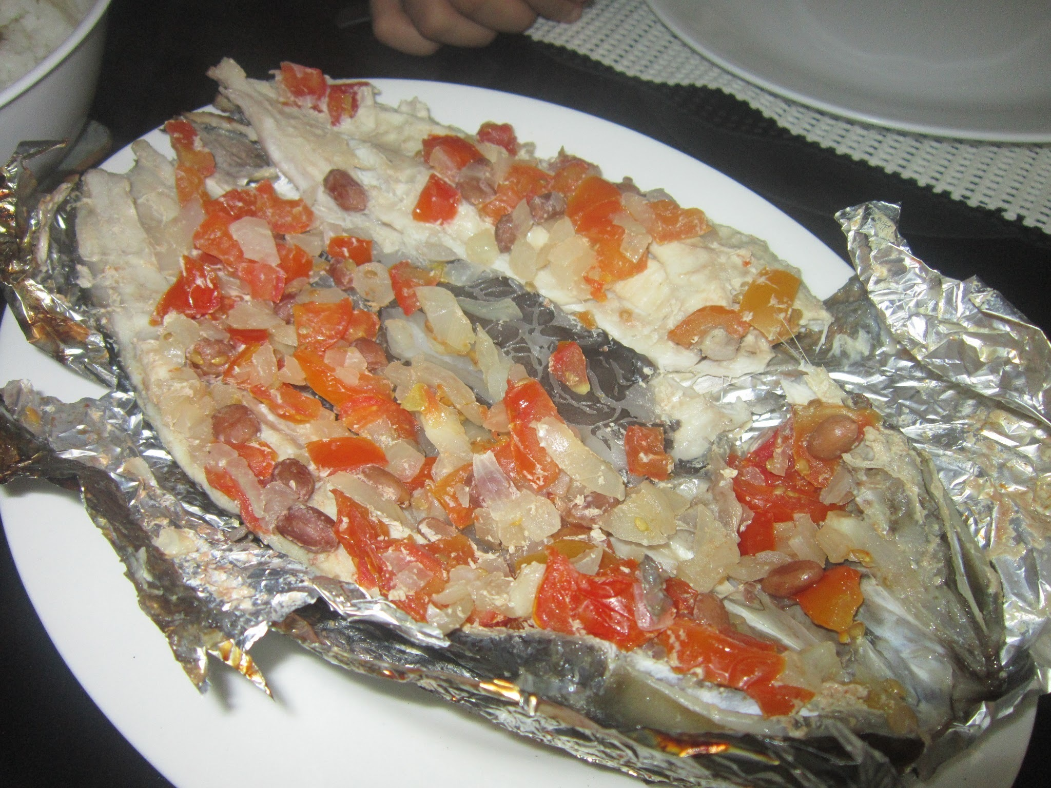 INIHAW NA BANGUS using ELECTRIC GRILLER