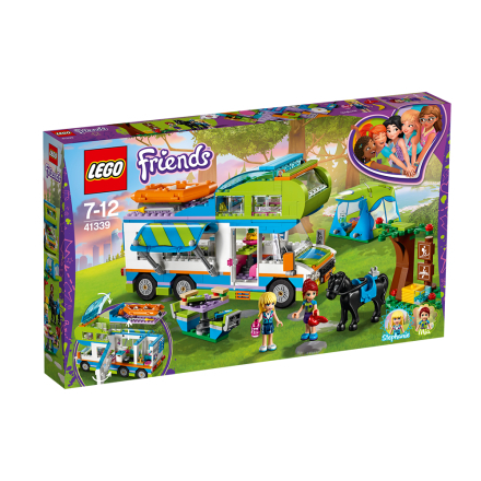 Lego Friends - Mias Husbil 41339