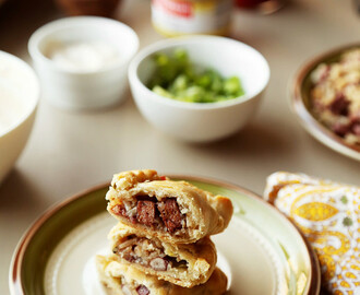 Red Beans and Rice Empanadas