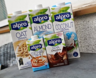 ALPRO k snídani, svačině, obědu i večeři / ALPRO for breakfast, snack, lunch and dinner