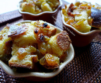 Challah Bread Pudding