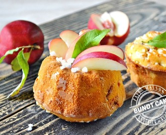 Bundt cake ou Muffins moelleux aux nectarines
