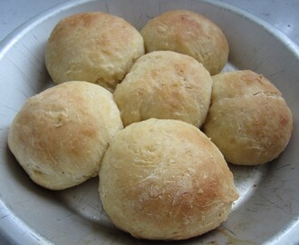 Hawaiian Bread Rolls - Saw It/Made It