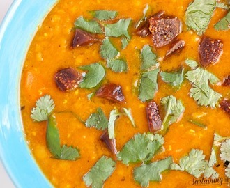 An Interview with Cath From PeaceMeals: Ayurvedic Red Lentil Soup + Meal Plan Monday #4