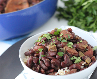 [Frugal Feasts] Red Beans and Rice