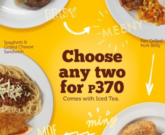 Pancake house spaghetti recipes mytaste pancake house lets you choose any two of your favorites for ccuart Gallery