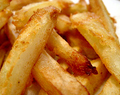 Pressure Cooker French Fries Recipe