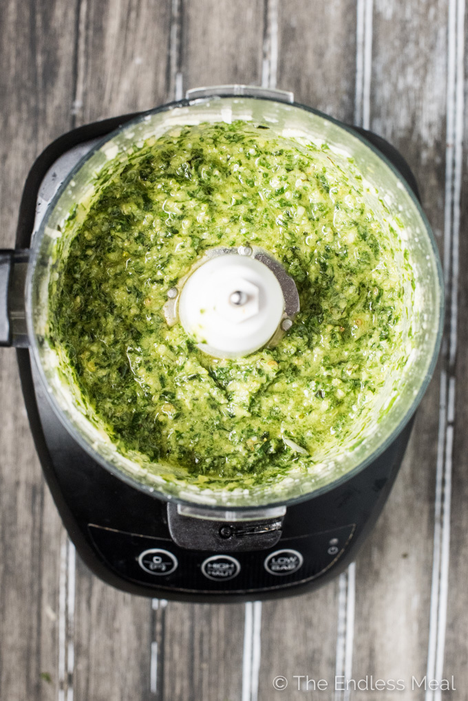Everyday Easy Pesto Recipe