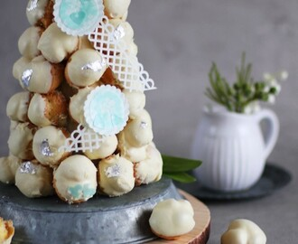 The Art of Sugarcraft, de Squires Kitchen… y cómo hacer una croquembouche y no morir en el intento