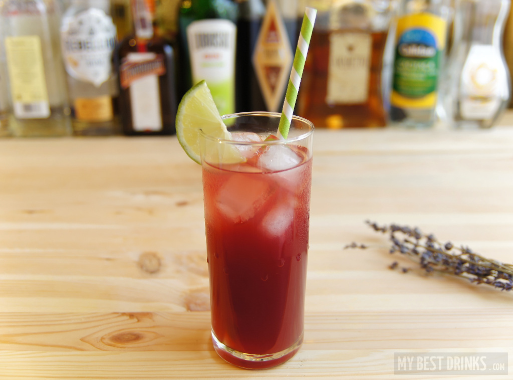 Sea Breeze – a simple drink for the summer