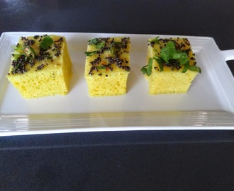 Dhokla From Scratch