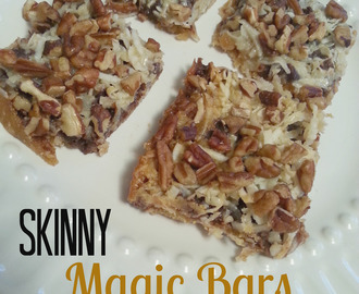 'Skinny' Magic Bars {WW Points}
