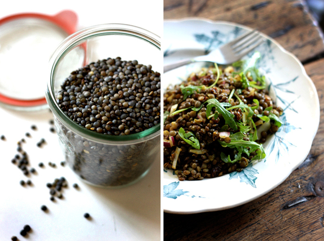 The Best Lentil Salad, Ever
