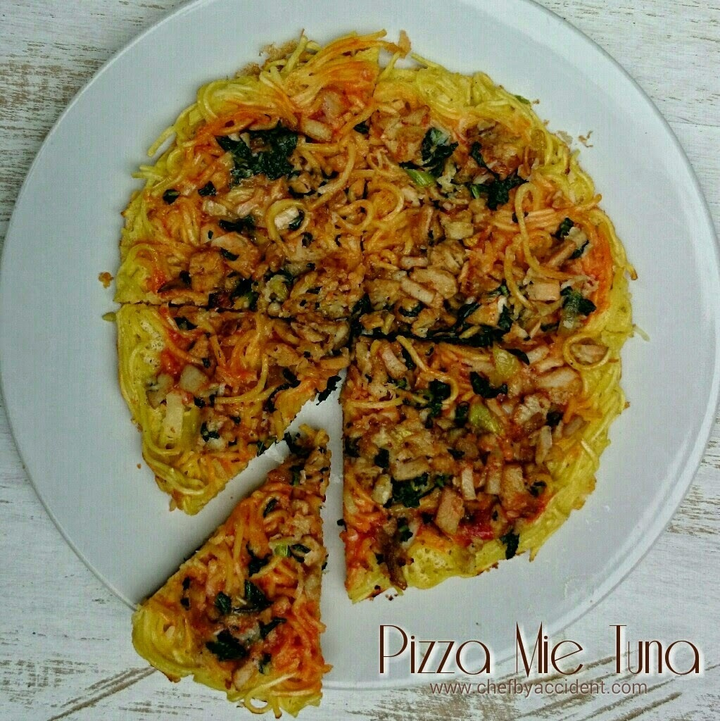 Pizza Mie Tuna