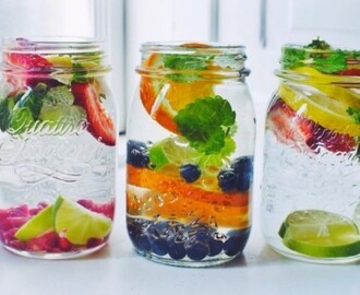 Detox Water: Is it a Magic Concoction!