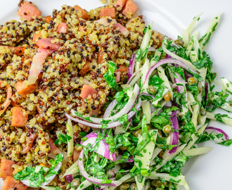 2 ways to supercharge quinoa The ultimate quinoa enhancer